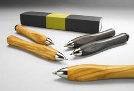 Elegant wooden pen