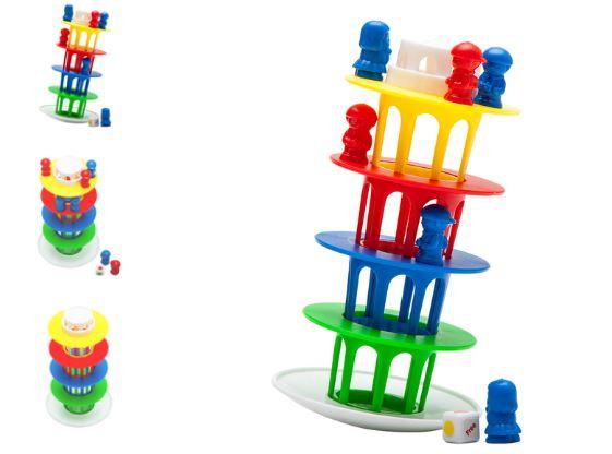 """Bernu spēle balance """"Tower""""  ar Jūsu logo"""