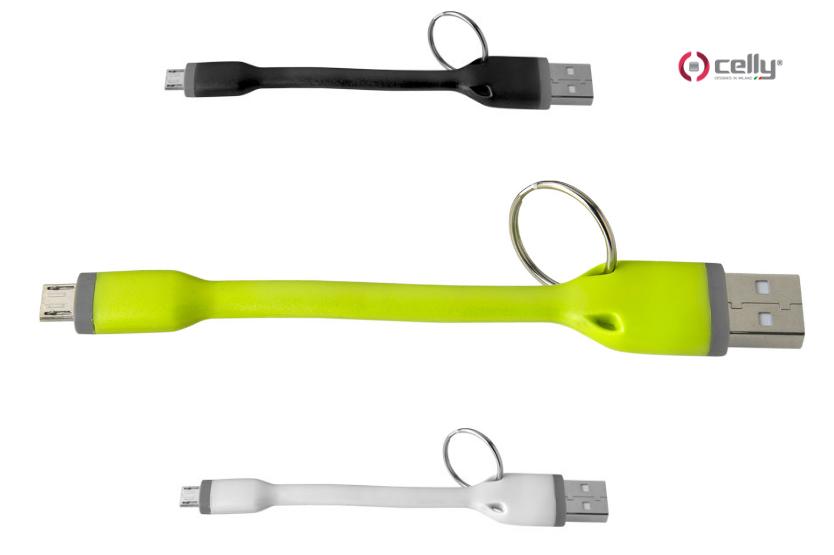 Mikro USB atslēgu piekariņš