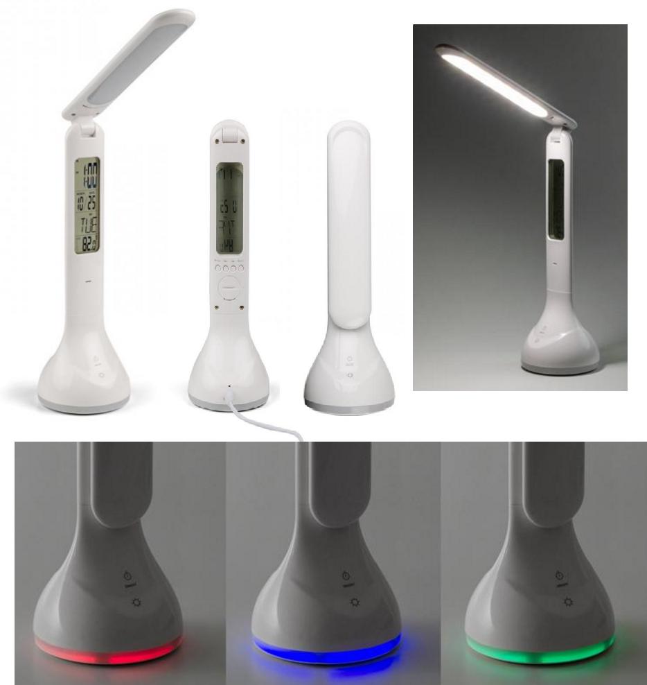 """Multifuncionāla galda lampa """"Enli"""""""