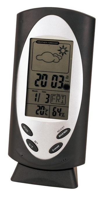Multifunctional Weather Station