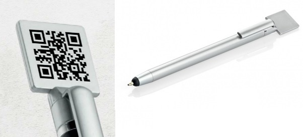 "Touchscreen pildspalva ""Scan"""