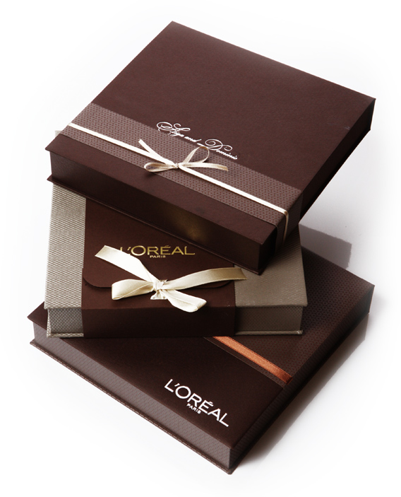 Augstas kvalitātes kartona kastes