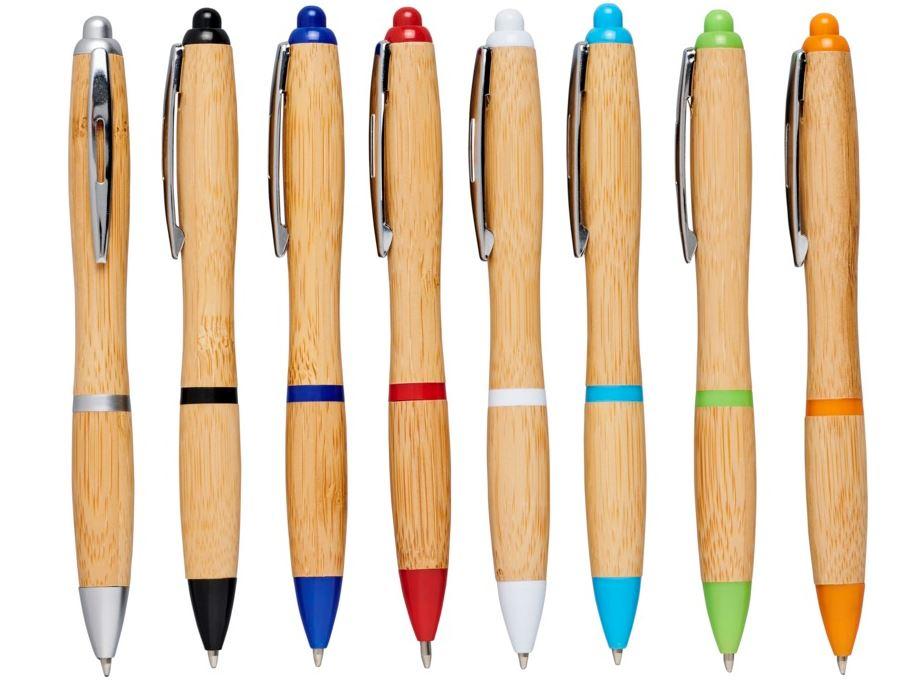 Bamboo ballpoint pen- Nash