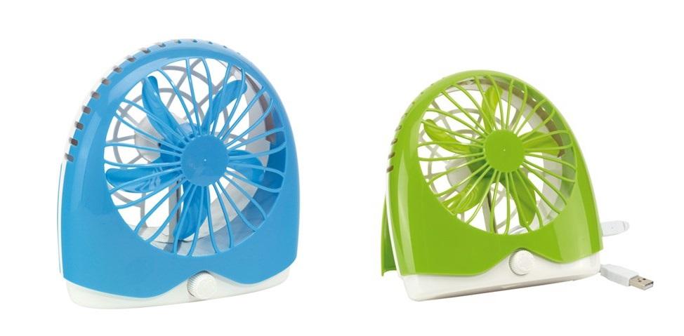 Mini galda ventilators