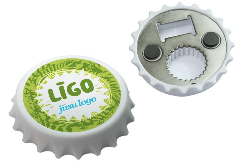 Pudeļu attaisāmais - magnēts