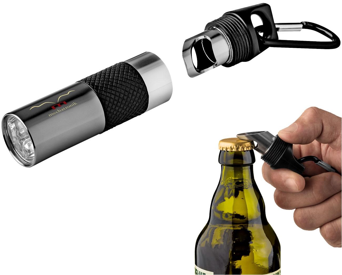 Lukturītis - alus pudeļu attaisāmais