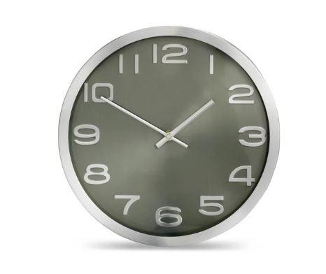 Wall clock with your logo-Williana