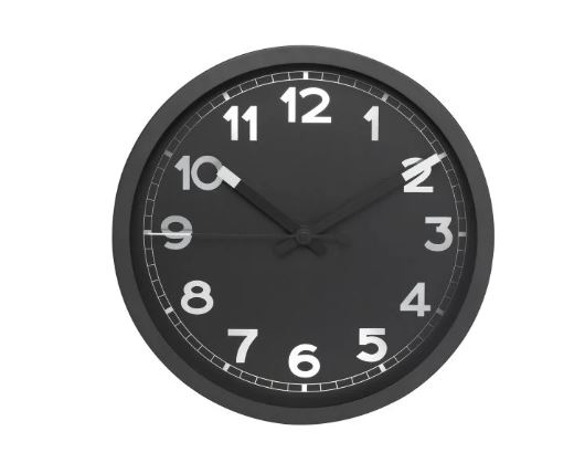 Wall clock- Reflects-Redditch with your logo