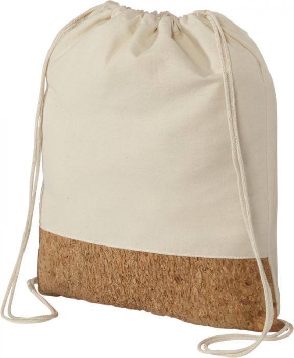 Stylish Eco, cotton backpack-Woods