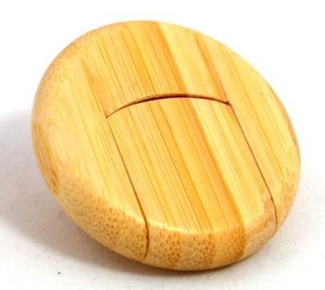Apaļa koka zibatmiņa