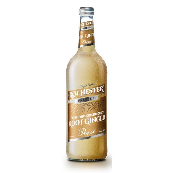Rochester Premium Root Ginger sparkling drink, 750ml