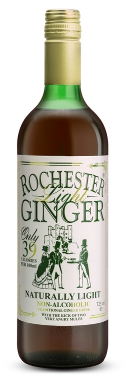 Rochester Light Ginger  725 ml