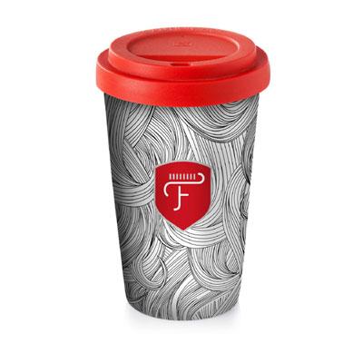 Porcelāna kafijas krūze