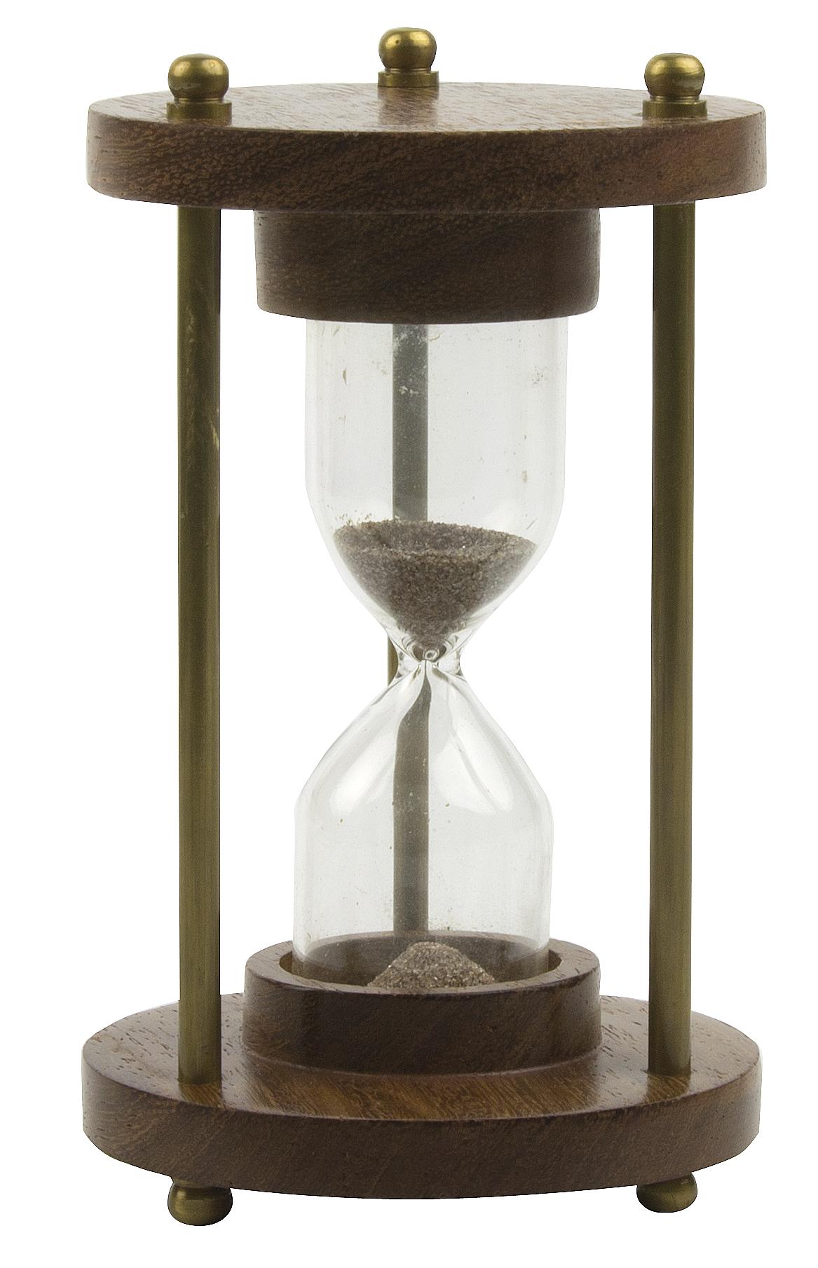 Koka smilšu pulkstenis