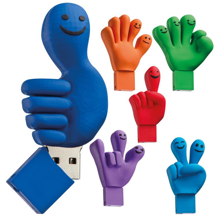 USB - smaidīgās rociņas