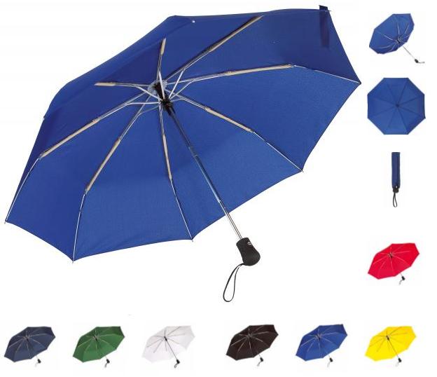 Windproof pocket umbrella